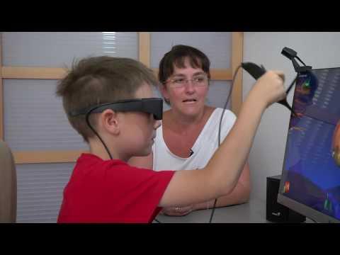 a látássérültek látásának stimulálása ha a látás torzul