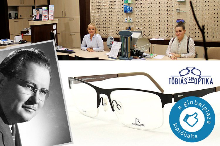 optikai asztal ellenőrzi a látást