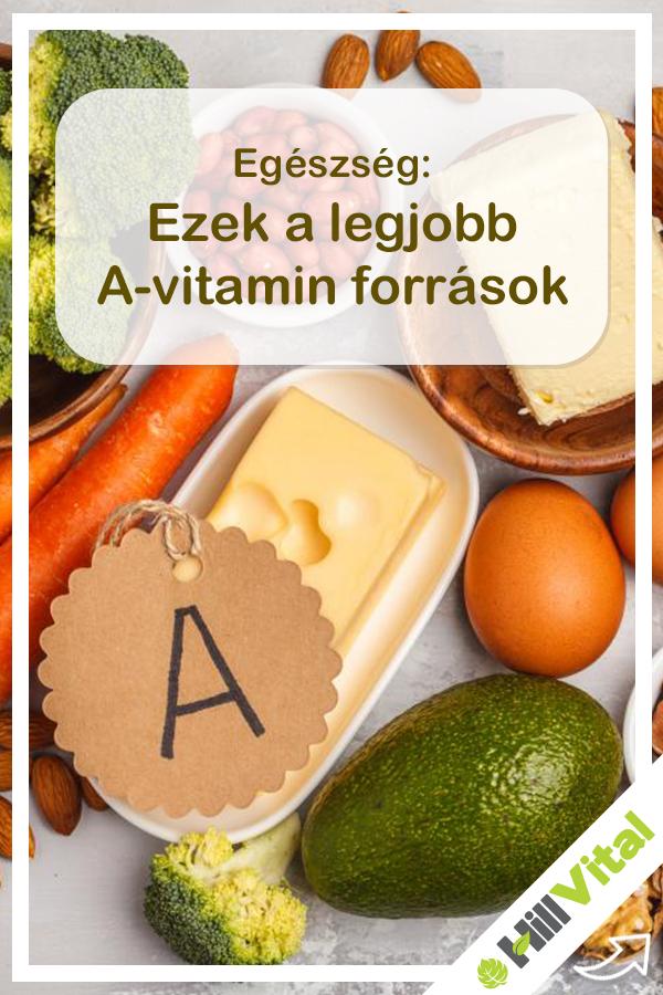 az a-vitamin látásának hatása 3 látásvizsgálati diagram