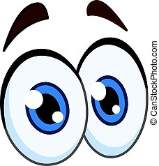 karikatúrák a szem kiképzéséhez távolság és látásélesség