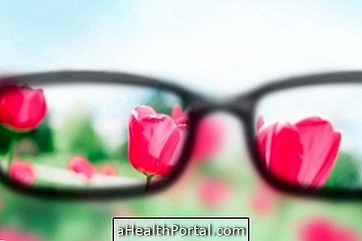 összpontosítson a látás javítására