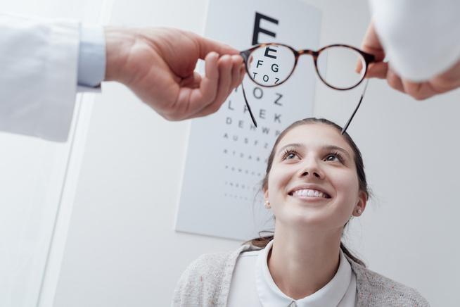 mínusz 3 látás sok myopia és homeopátia kezelése