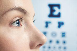 hogyan lehetne pár percig javítani a látást