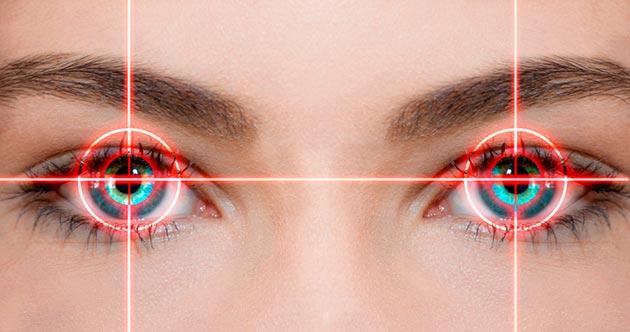 perifokális látás oldalsó látás az embereknél