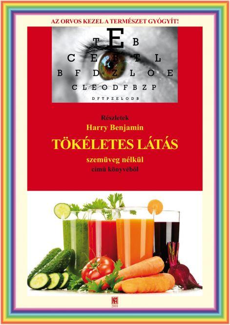 polip látási teszt Az áfonya segít a látásban