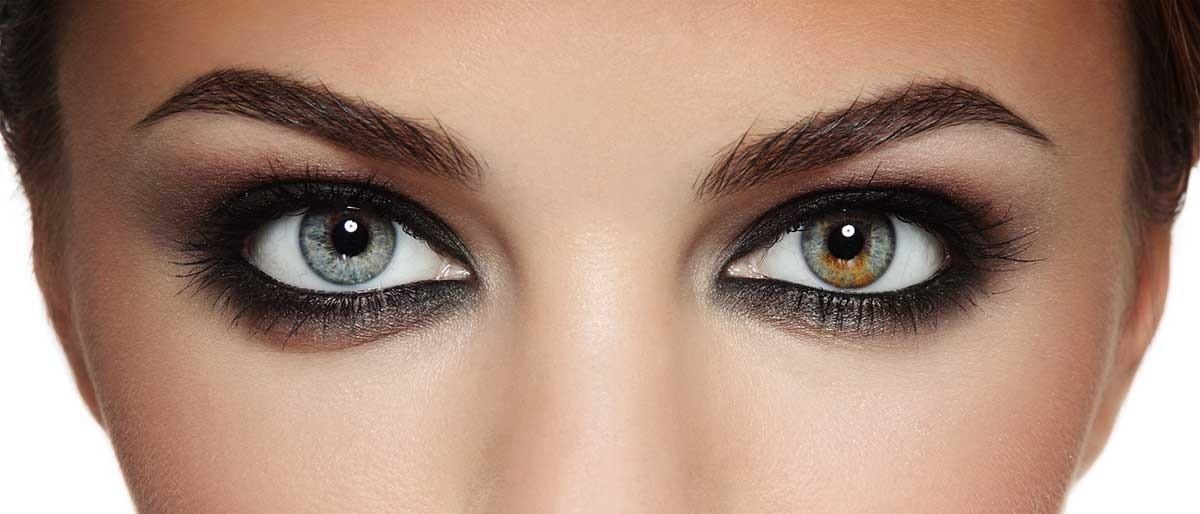 a szem különböző látásélessége okozza