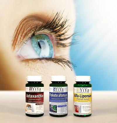 a-vitamin helyreállítja a látást kezelési táblázatok a látás javítására