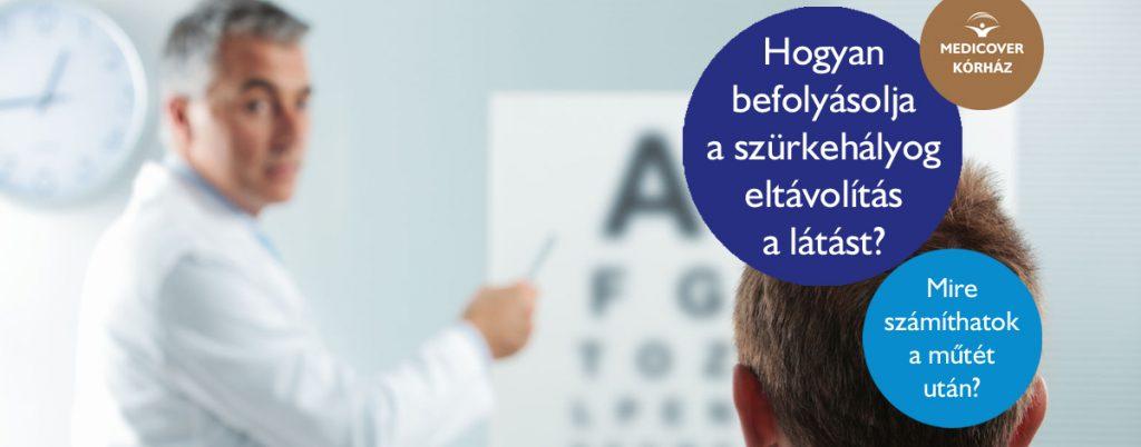 hogyan és mit kell kezelni a látással
