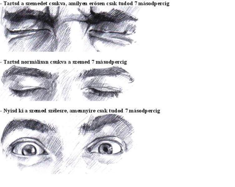 ha a látás elveszik az egyik szemében kurpatov látomás