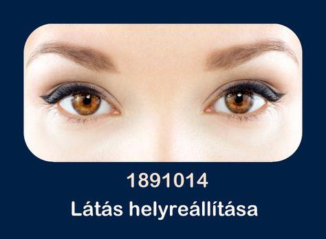 amit tudnod kell a látásodról gyenge látás 0,5-nél