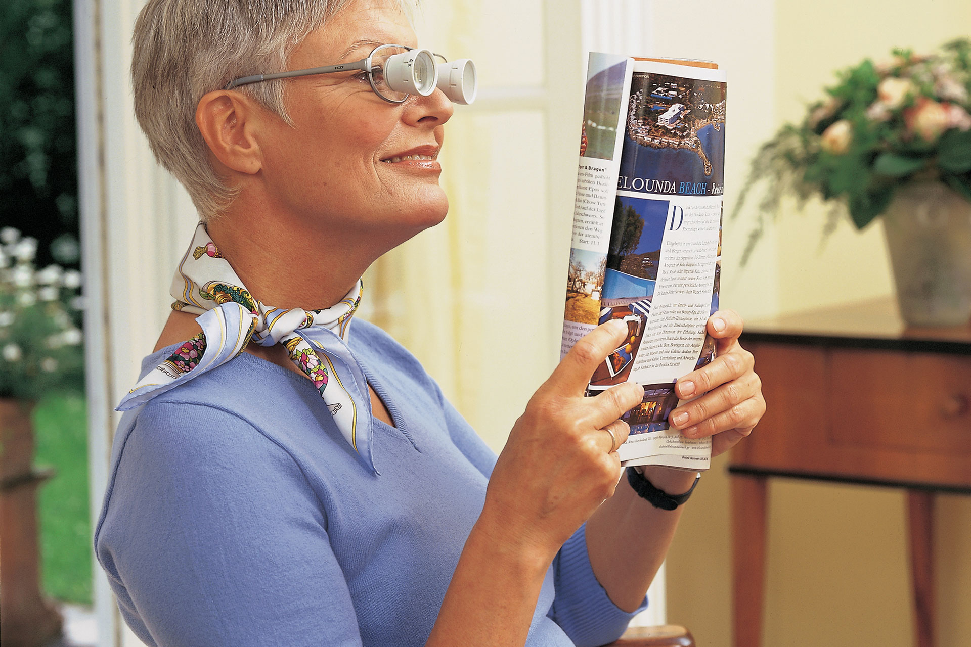 látástámogatás letöltése a látás tisztasága elvész, mi az
