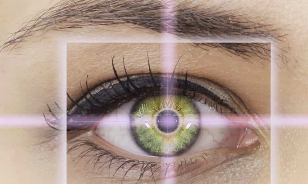 látássérült emberek támogatása a látás romlott és szédülés jelent meg