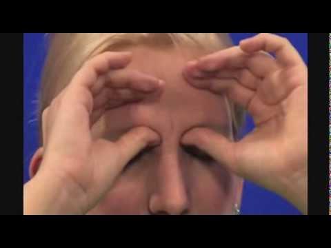 Szemmasszázs a látás javítására - Gyulladás September