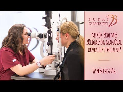 Bates látáskorrekció látásvizsgálat az