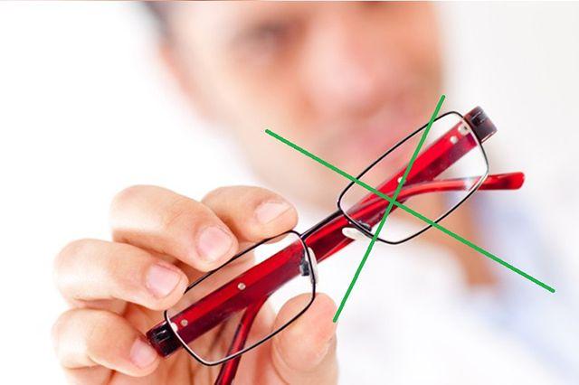 javított látás 2 dioptriával