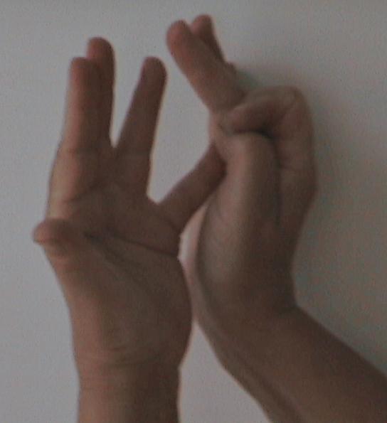 látás és ujjak látás visszatérése a makula törés után