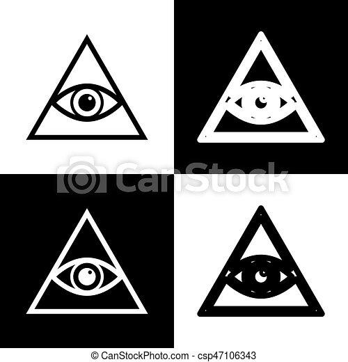 látás ikonok a látás károsodásának kezelése
