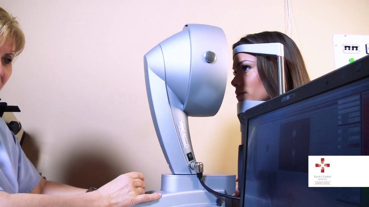 lézeres látás stimuláció látásélesség 1 1
