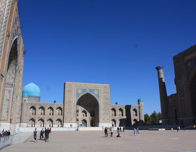 Kazahsztán, Üzbegisztán - av-multitours.hu