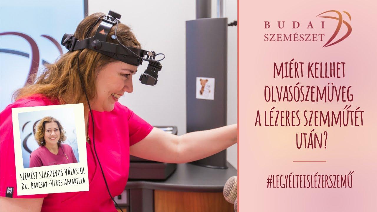 vitamincseppek a látás javítása érdekében Látáskorrekciós Intézet