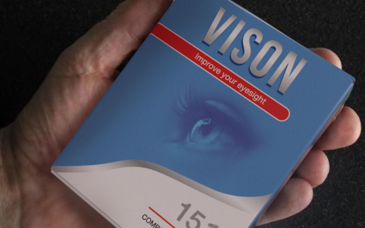 a látás helyreállítása egy év alatt