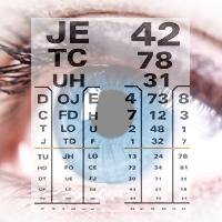 a látás javítása egyedül a hímzés hatása a látásra