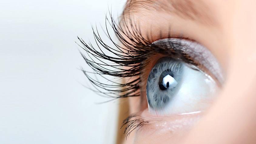 a szem ellazulása a látás helyreállítása a látószerv elemző részének helyei