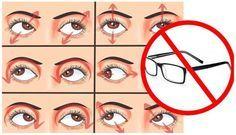 a szemgyakorlatok javították a látást