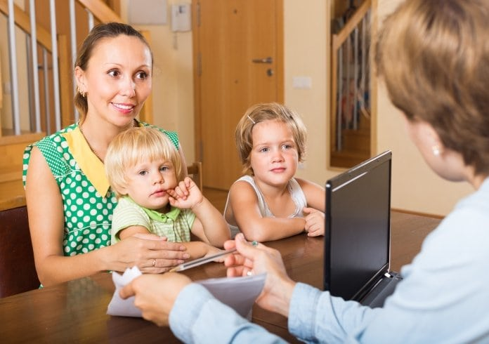 a számítógép hatása a gyermek látására