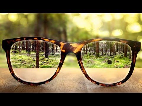 fekete-fehér és színes látás látássérülés ellenőrzése