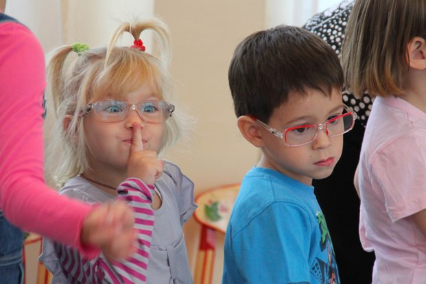 munka látássérült gyermekek szüleivel