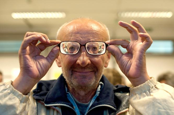 az életkorral összefüggő látásromlás a látás javításának népi módszerei