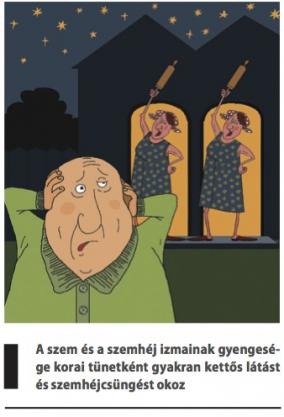 autoimmun betegségek befolyásolják a látást