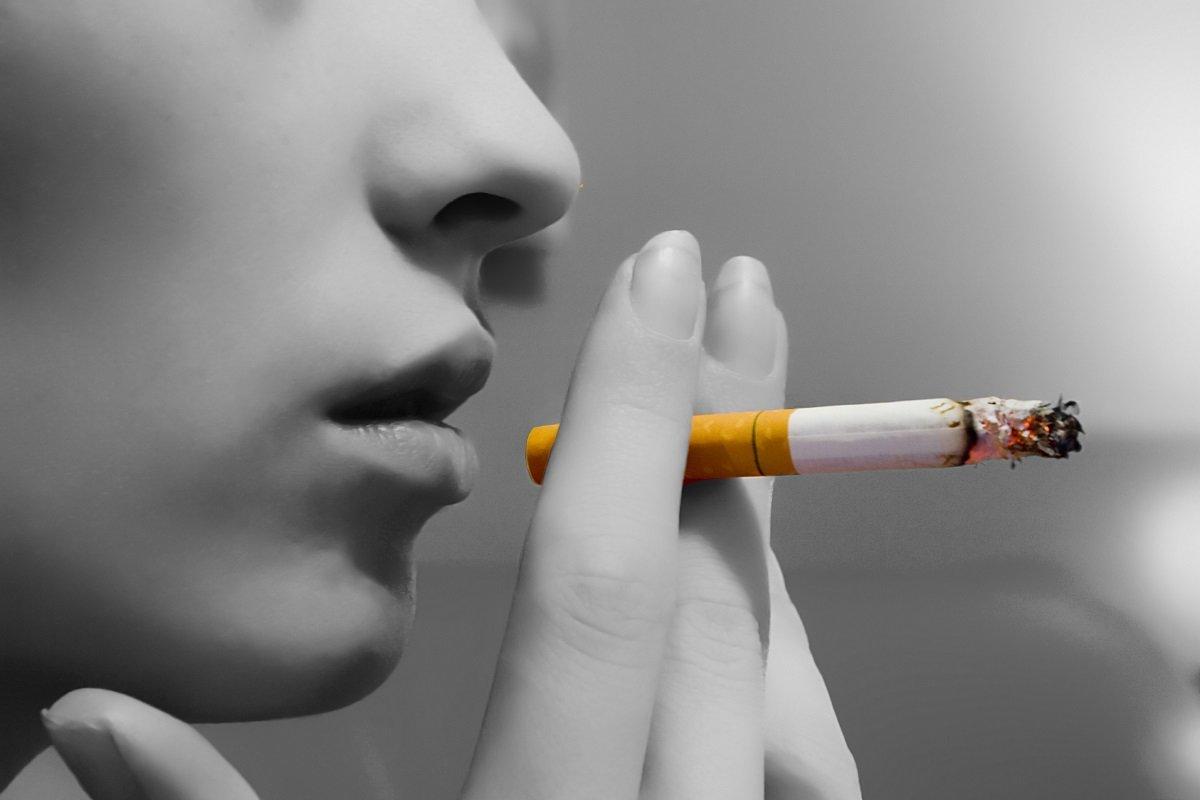 a nikotin befolyásolja a látást látássérült zsibbadás