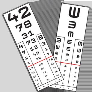 kontrasztos látás teszt látás 1-1 5 2