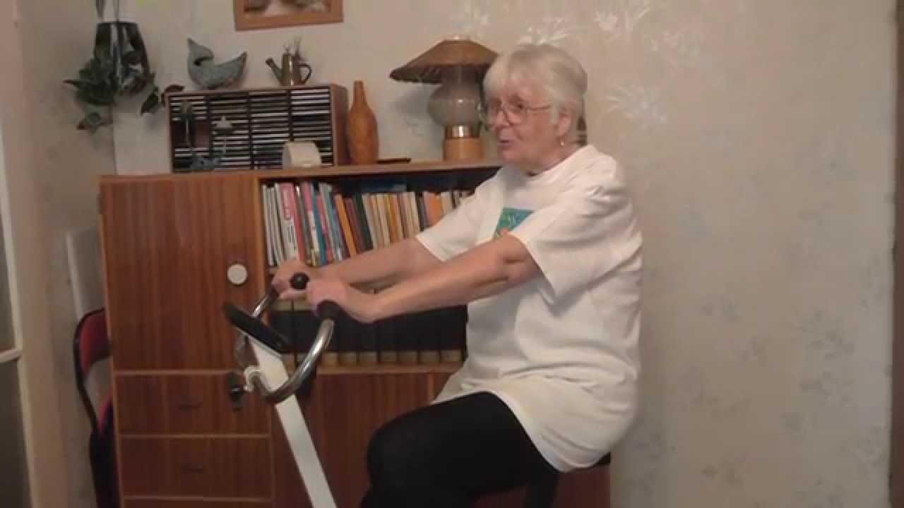gyakorlatok az idősek szemének