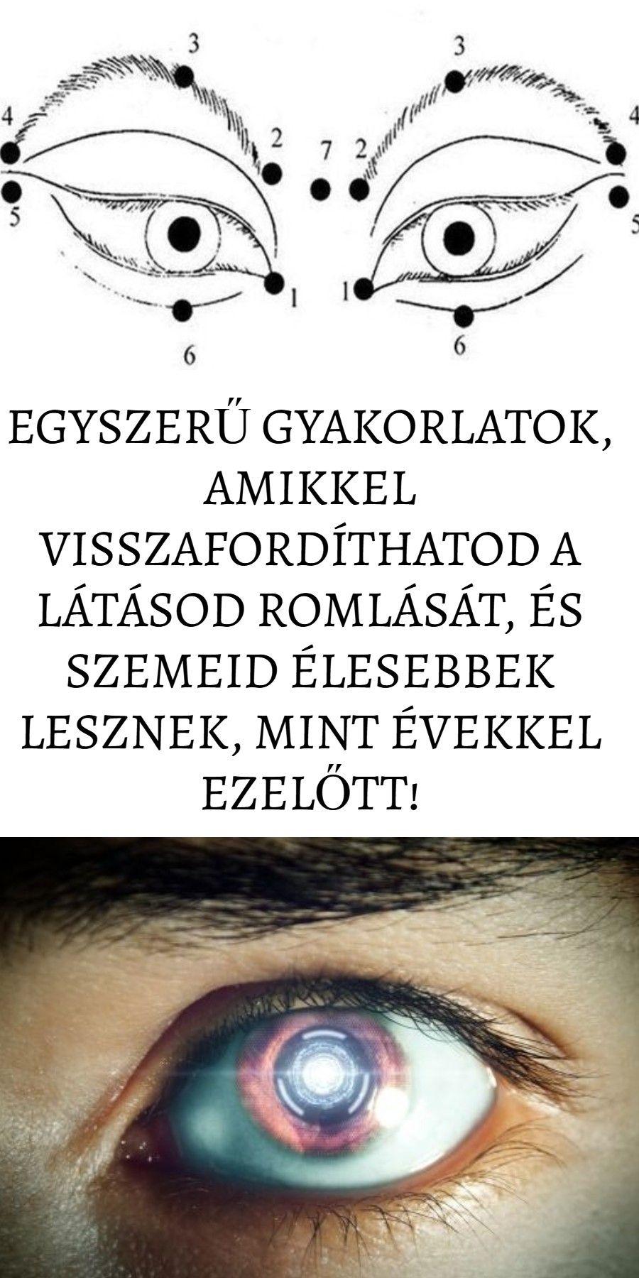 A látás helyreállítása Zhdanov professzor módszerével - Gyulladás September