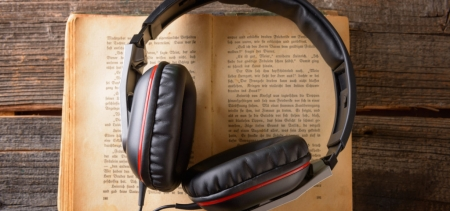 hangoskönyvek a látáshoz