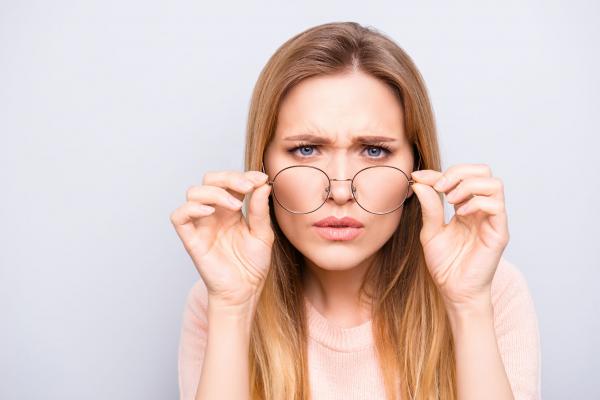 hogyan lehet felismerni a látást vagy látás mínusz 6