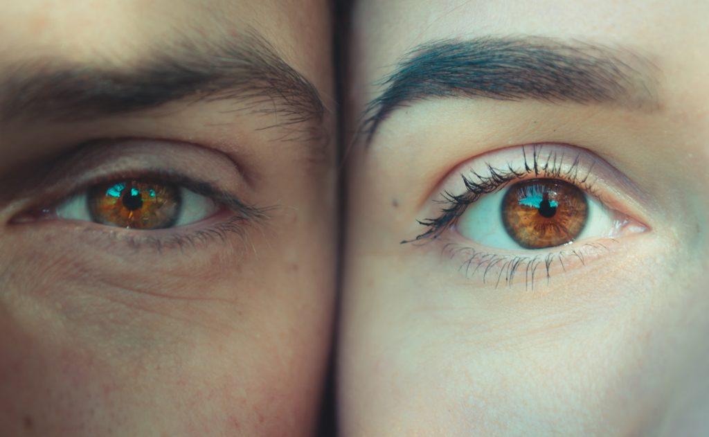 pigment látás