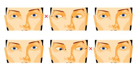 látás-helyreállítási tenyésztési technika a látás mérésére