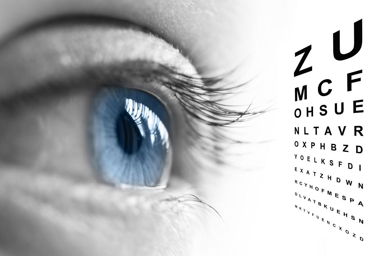 % -os látás - tökéletes? - Rövidlátás September