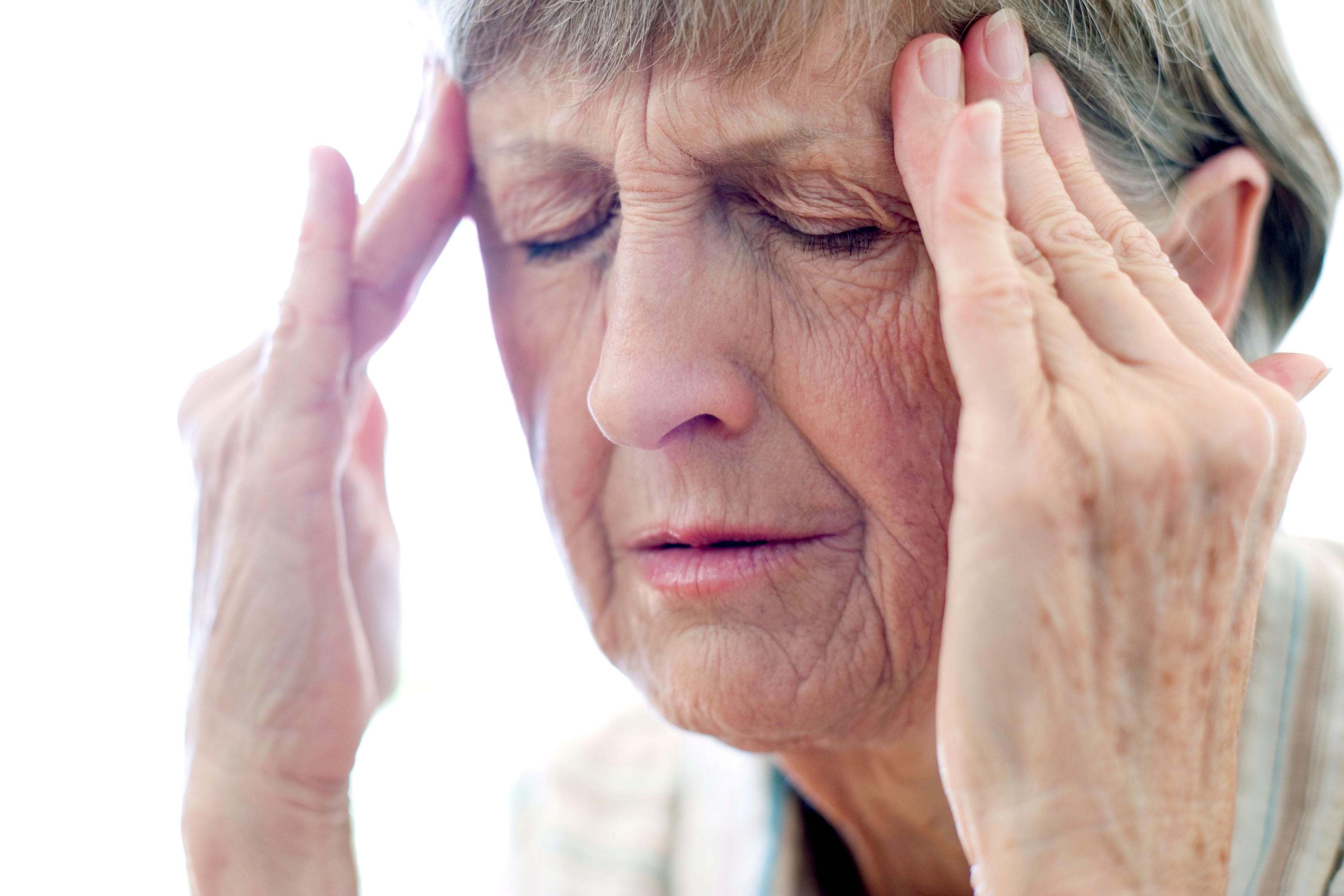 migrén és látásélesség
