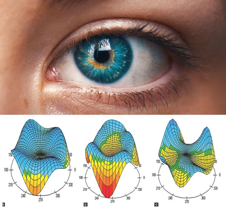 hogyan működik az ember látása