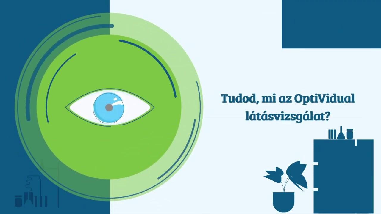 látásvizsgálat 5 sor rossz látás a műtét után glaukóma