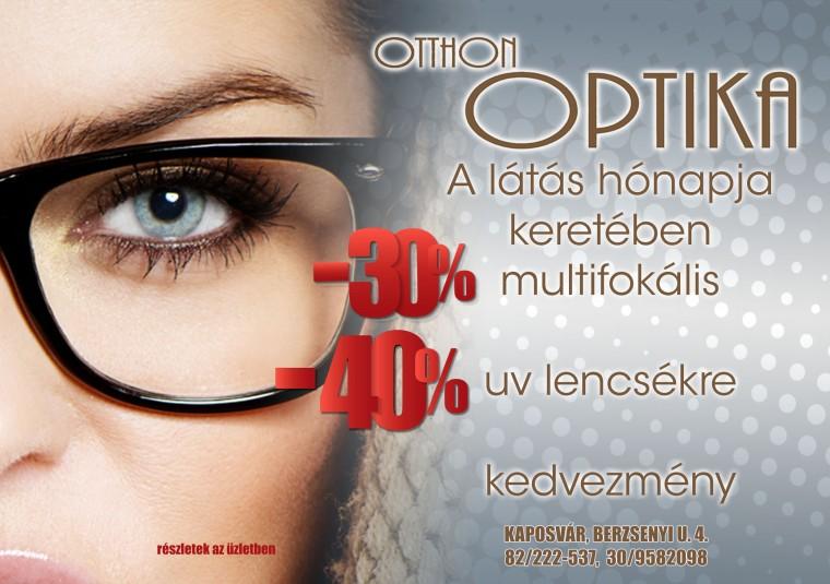 ami a látás 30% -át jelenti