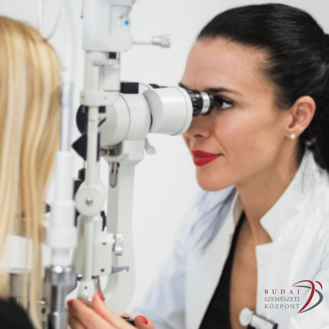 100 helyreállítja a látást akinek más a látása