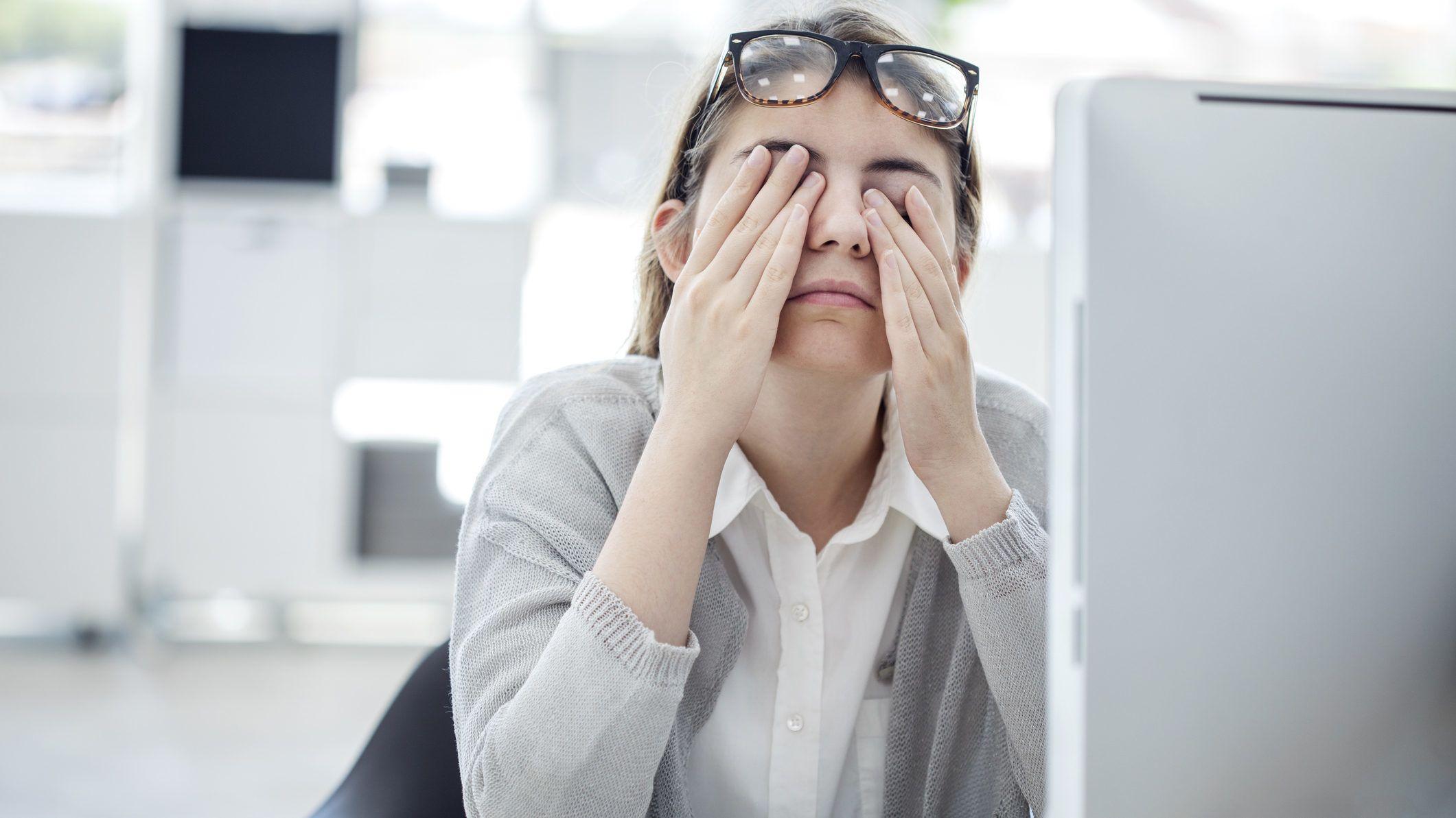 ásítás és látás hogyan lehet elkerülni a látásromlást
