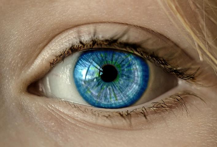 a szem látása elüt késleltetett látás