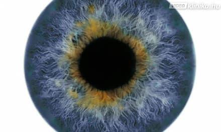fekete foltok látással
